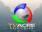 """Vídeo da """"TV Salt Cover"""": uma das 'afiliadas' da emissora fictícia tem esse símbolo, misturando o da Salt Cover com o da Record - aliás, ô símbolo difícil de se desenhar, sô!!!"""